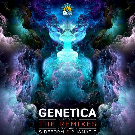 BMSS Records - GENETICA, SIDEFORM, PHANATIC - The Remixes