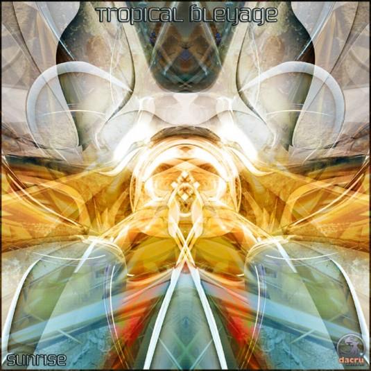 Creative Shop Studio - TROPICAL BLEYAGE - Sunrise