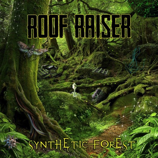 Another Dimension Music - ROOF RAISER - Synthetic Forest