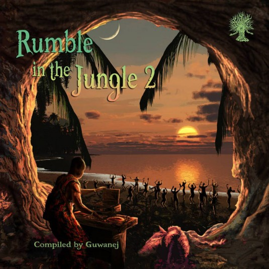 Forestdelic Records - .Various - Rumble in the Jungle 2