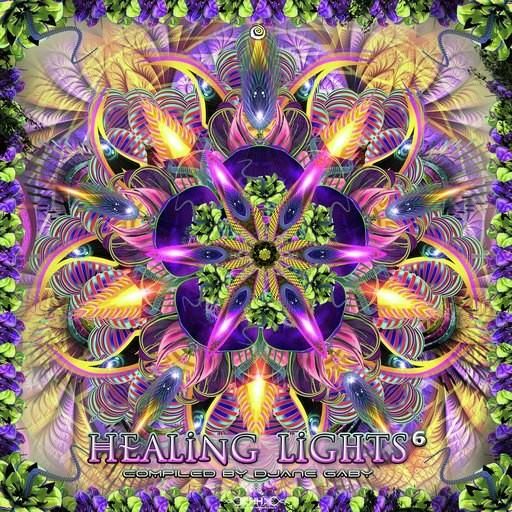 Spiral Trax Records - .Various - Healing Lights 6