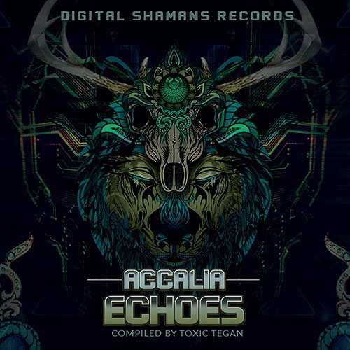 Digital Shamans Records - .Various - Accalia Echoes