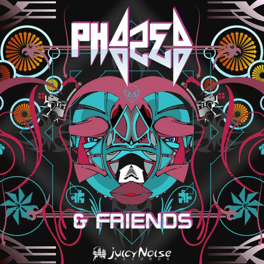 Juicy Noise Records - PHAZED - Phazed & Friends