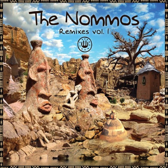 Alice-d Records - THE NOMMOS - Remixes vol 1