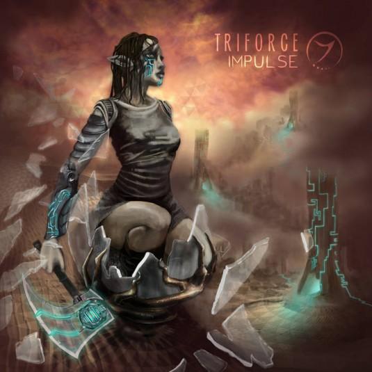 Zenon Records - TRIFORCE - Impulse
