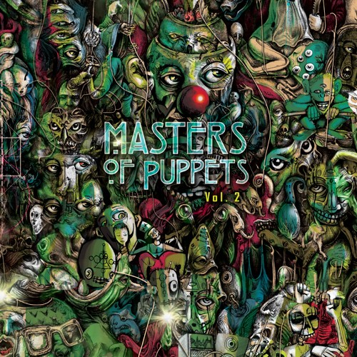 Masters Of Puppets - .Various - Masters of Puppets Vol.2
