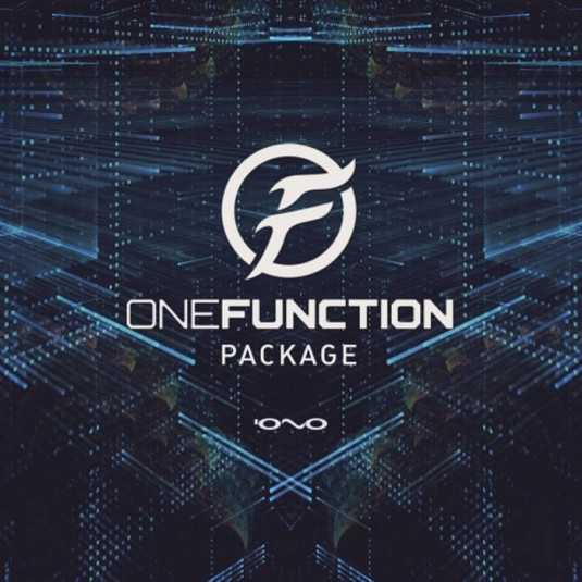 Iono Music - ONE FUNCTION - Package