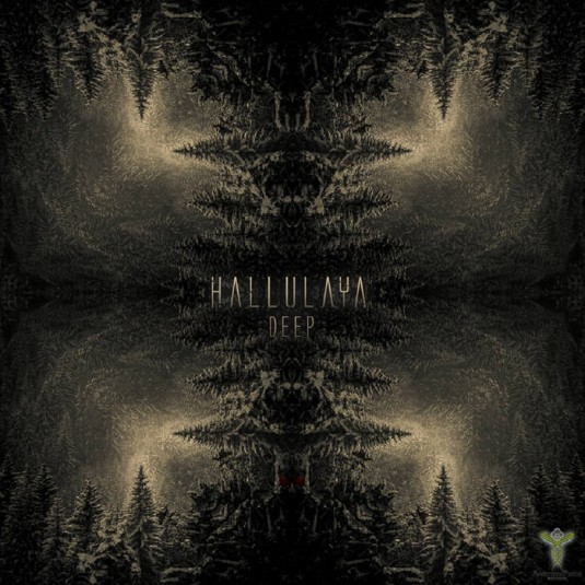 Another Psyde Records - HALLULAYA - Deep