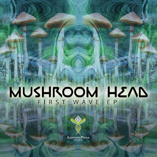 Another Psyde Records - MUSHROOM HEAD - First Wave