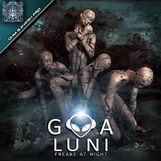Ohm Ganesh Pro - GOA LUNI - Freaks At Night