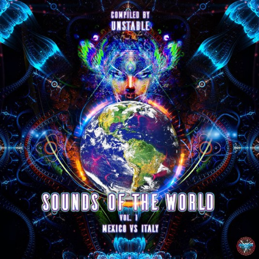 Magma Records - .Various - Sounds of the world Vol. 1 (Mexico vs Italy)