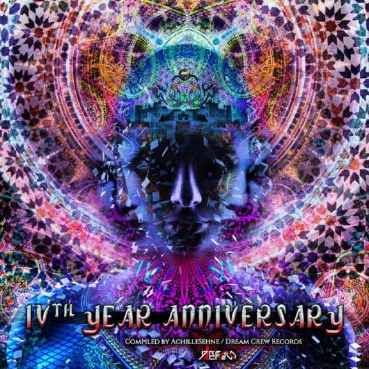 Dream Crew Records - .Various - 4 Year Anniversary