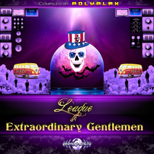 Geomagnetic.tv - .Various - League of Extraordinary Gentlemen compiled by Polyplex