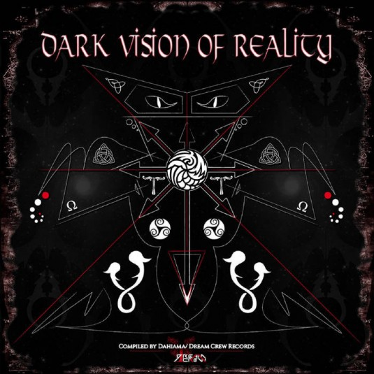 Dream Crew Records - .Various - Dark Vision Of Reality