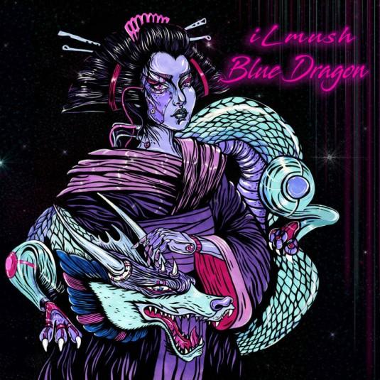 Random Records - ILMUSH - Blue Dragon