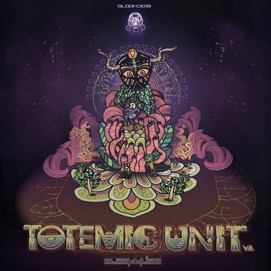 GloOm Music - .Various - Totemic Unit