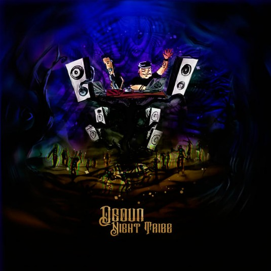 Alice-d Records - OGOUN - Night Tribe