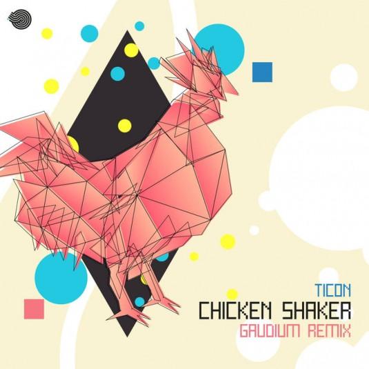 Iboga Records - TICON - Chicken Shaker