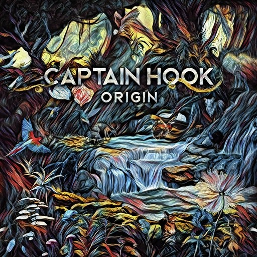 Iboga Records - CAPTAIN HOOK - Origin
