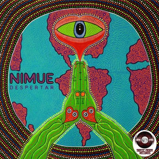 Sonic Moon Records - NIMUE - Despertar