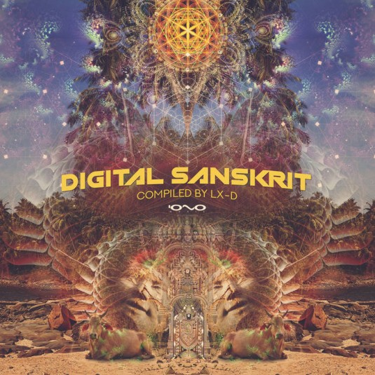 Iono Music - .Various - Digital Sanskrit