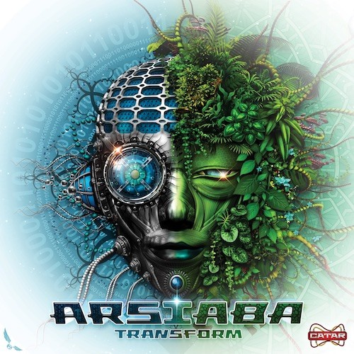 Catar Records - ARSIABA - Transform