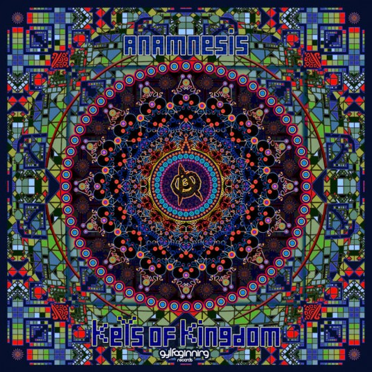 Gylfaginning Records - ANAMNESIS - Keys of Kingdom