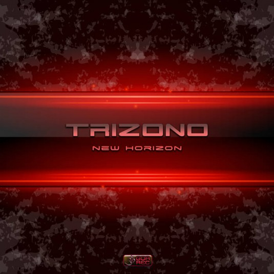 Goa Records - TRIZONO - New Horizon