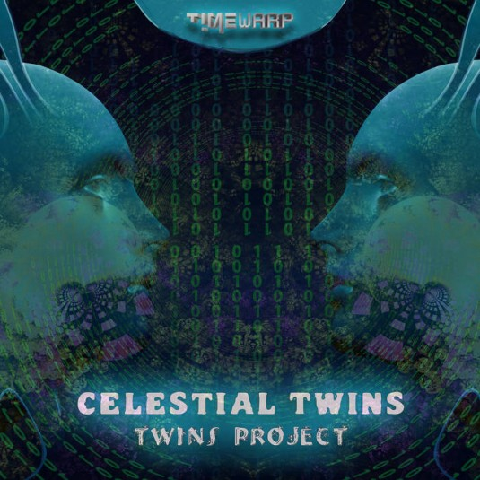 Timewarp Records - CELESTIAL TWINS - Twins Project