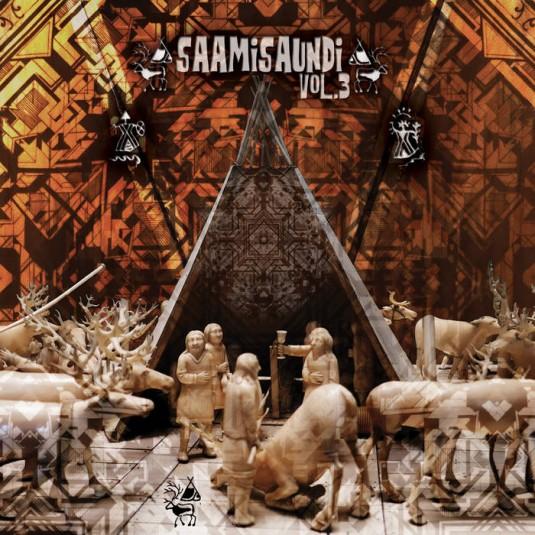 Random Records - .Various - Saamisaundi Vol.3