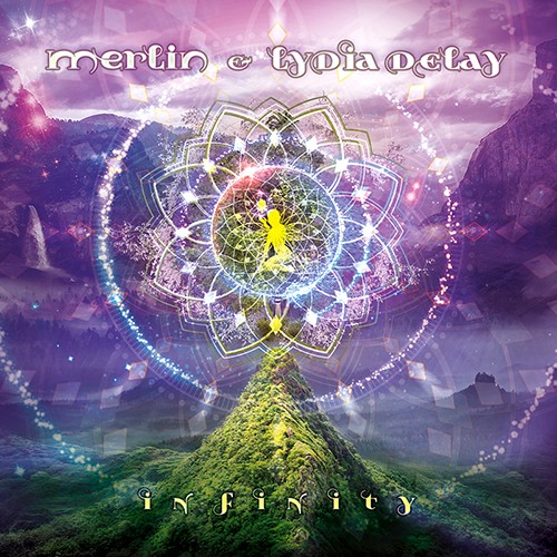 Altar Records - MERLIN & LYDIA DELAY - Infinity
