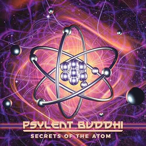 Suntrip Records - PSYLENT BUDDHI - Secrets Of The Atom