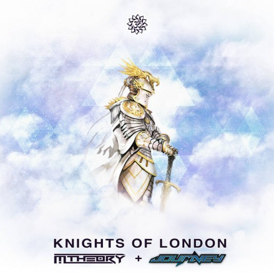 Free Spirit Records - JOURNEY & M-THEORY - Knights of London