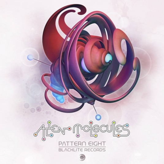 Blacklite Records - .Various - Alien Molecules - Pattern Eight