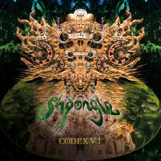 Twisted Records - SHPONGLE - Codex VI | 3LP Vinyl