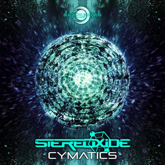 Blacklite Records - STEREOXIDE - Cymatics