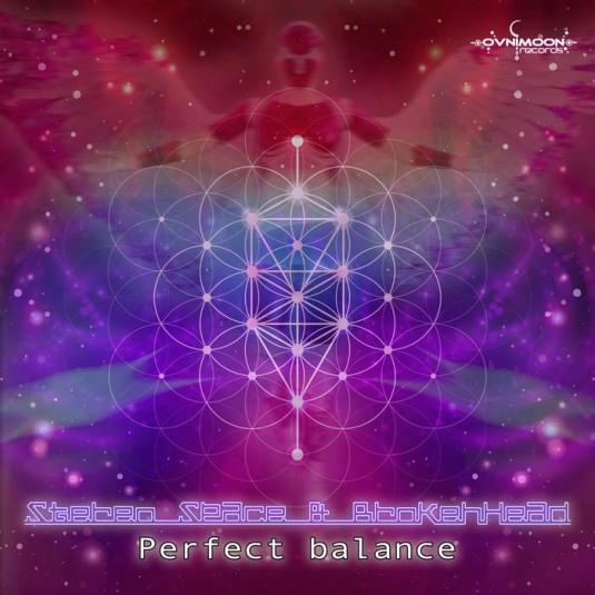 Ovnimoon Records - STEREO SPACE & BROKENHEAD - Perfect Balance