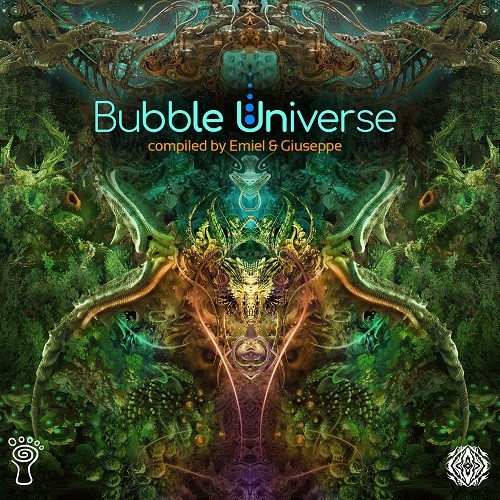 Parvati Records & Sangoma Records - .Various - Bubble Universe