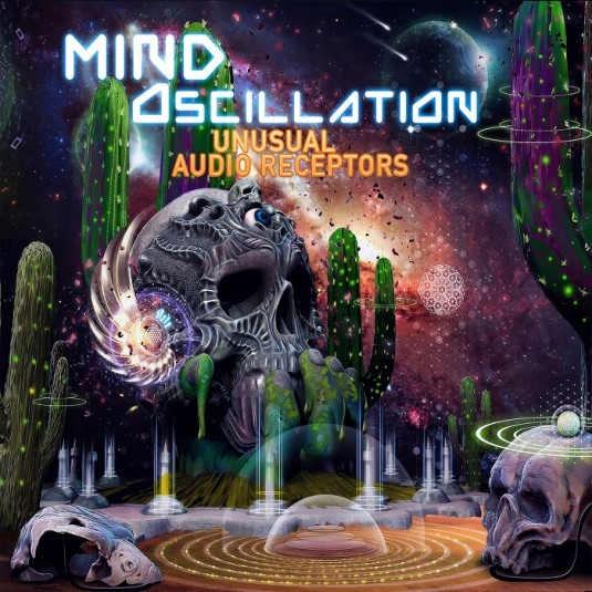 Banyan Records - MIND OSCILLATION - Unusual Audio Reseptors