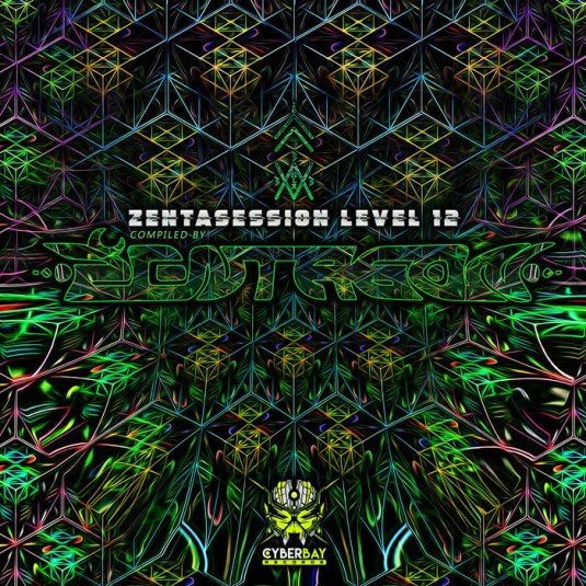 Cyberbay Records - .Various - Zentasession Level 12