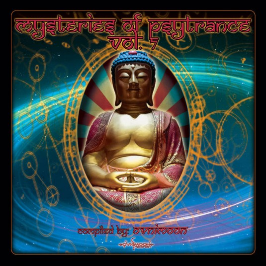 Ovnimoon Records - .Various - Mysteries Of Psytrance V7