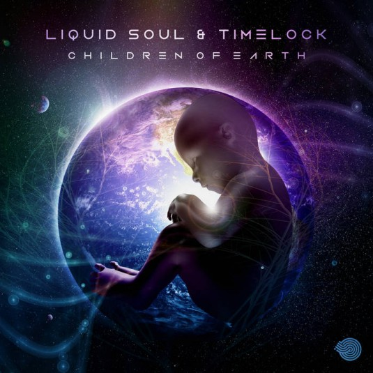 Iboga Records - LIQUID SOUL & TIMELOCK - Children of Earth