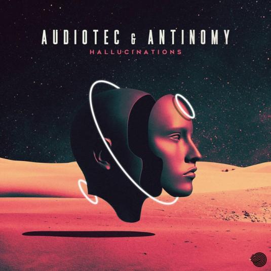 Iboga Records - AUDIOTEC & ANTINOMY - Hallucinations