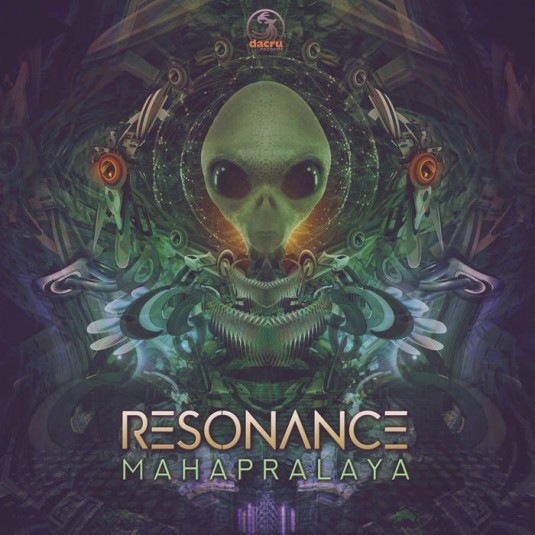 Dacru Records - RESONANCE - Mahapralaya