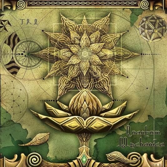 Dark Prisma Records - QUANTUM MECHANICA - T.R.A