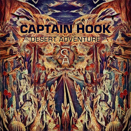 Iboga Records - CAPTAIN HOOK - Desert Adventure