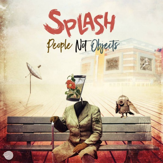 Iboga Records - SPLASH - People Not Objects