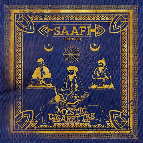 Liquid Sound Design - SAAFI BROTHERS - Mystic Cigarettes (Special Mixes of Classic Flavours)