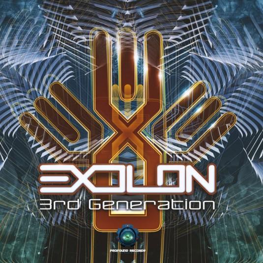 Profound Records - EXOLON - 3rd Generation EP