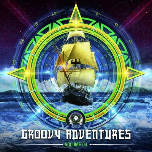 Soundlab Pirates - .Various - Groovy Adventures Vol.4